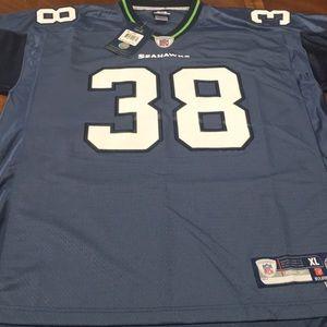NWT Seahawks jersey